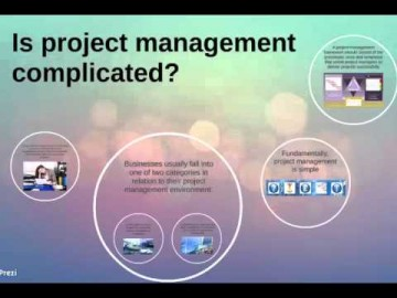 Is Project Management Complicated?