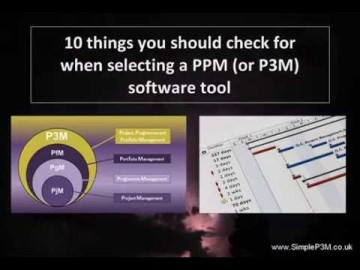 10 checks for selecting a project management software tool